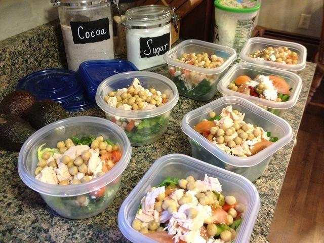 Salad Time