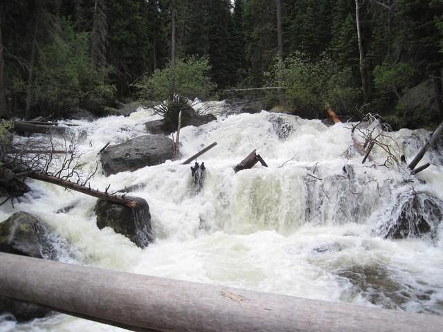 North Saint Vrain River